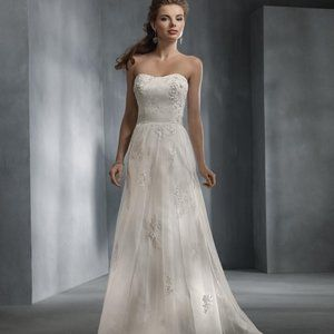 NWT! CLEARANCE! Alfred Angelo # 2286 size # 4